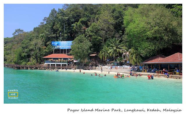 Payar Island Marine Park, Langkawi, Malaysia | Ramble and Wander