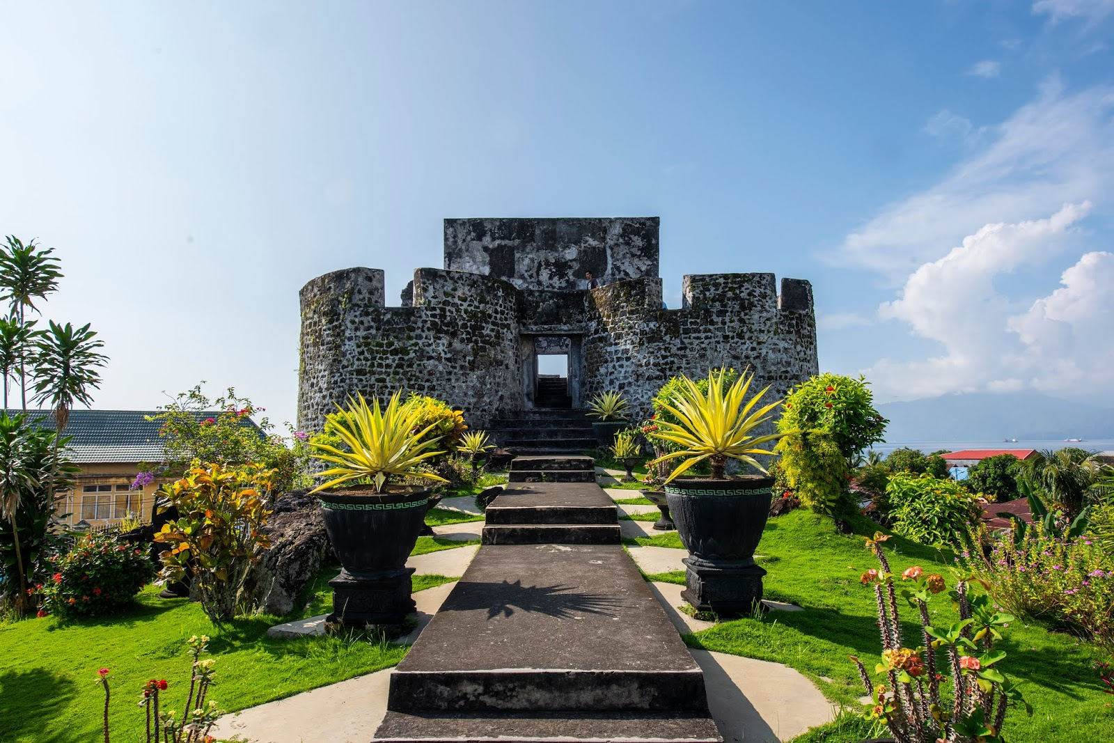 Historical Tourism Sites in Ternate