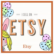 We're on Etsy