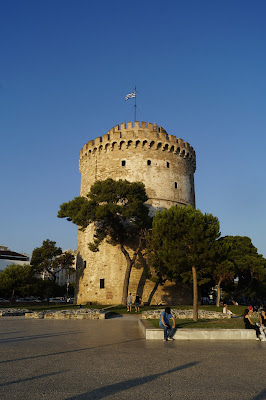 Salonic-Thessaloniki-Θεσσαλονίκη- White Tower