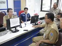 Sidak ke Kelurahan Cikini, Gubernur Anies: Bukan Cari Masalah, Tapi Kerja Sama