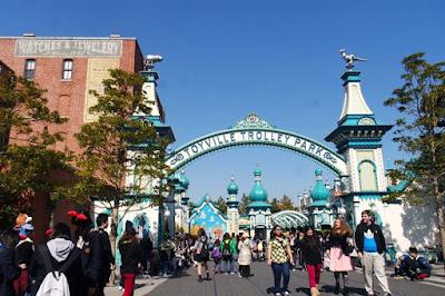 10D9N Spring Japan Trip: Toyville Trolley Park, Tokyo Disneysea