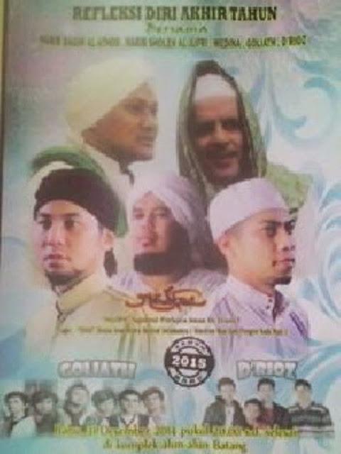 Acara Tahun Baru Kabupaten Batang