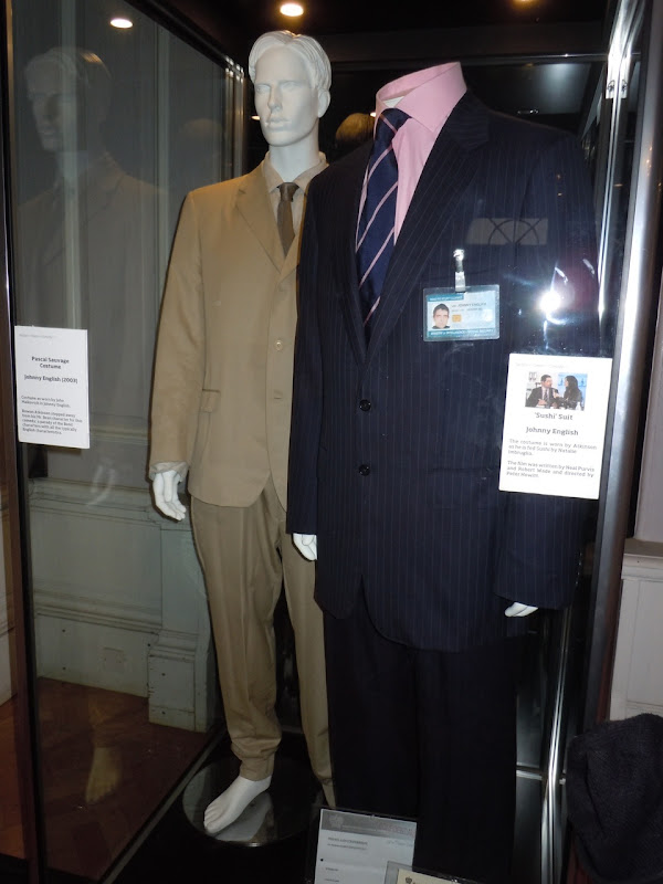 Johnny English movie suits