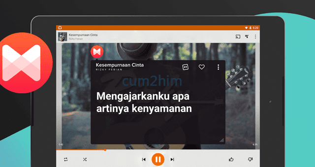 Download Musixmatch Apk Terbaru (Lyrics & Music)