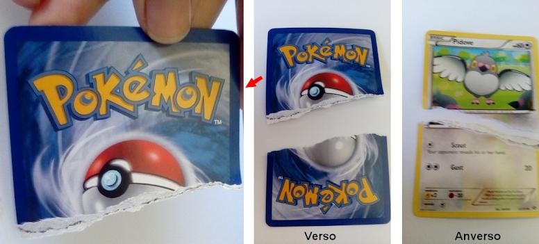 Pokémon TCG - Proteção dos Cards