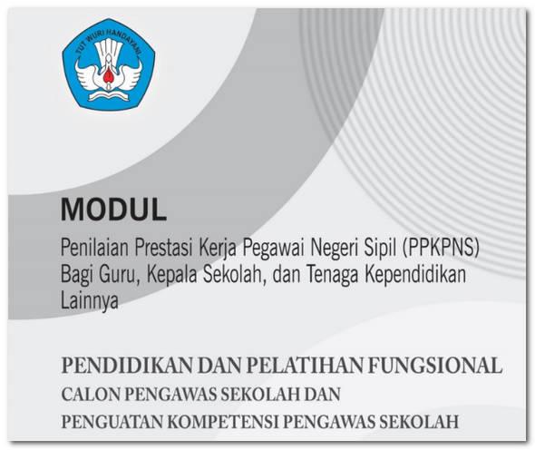 Modul PPKPNS Penilaian Prestasi Kerja Pegawai Negeri Sipil