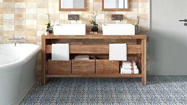 Tiles design images of Bondi series - Porcelain tiles with high adherence and anti-slip