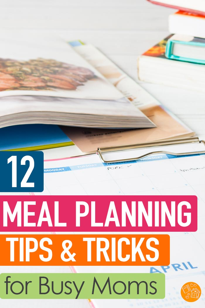 Make meal planning easy with these tips! Meal planning hacks for moms to make family dinner ideas. Includes dinner ideas, menu planning tips, menu ideas, printables, and much more. The ultimate guide to meal planning for moms! #mealplan #mealplanning #momhacks #dinner