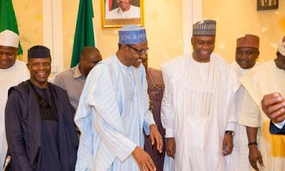 """""""I Am Not Ready To Talk With Saraki's Group – Buhari"""