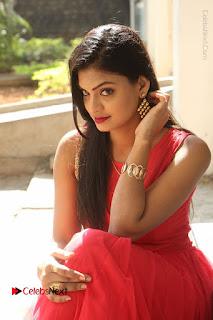 Telugu Actress Anusha Stills at Dhyavudaa Movie Teaser Launch  0042.JPG