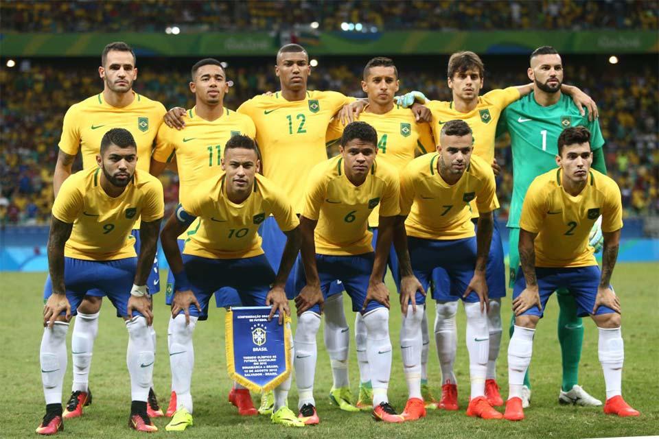 Brasil vence Alemanha e conquista primeiro ouro olímpico do futebol a73934c6f09e7