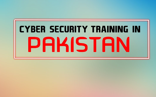Cyber Security Training In Pakistan - Become a Pentester from your home