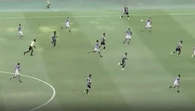 Horizonte falha, Ceará aproveita e Galo sofre sua primeira derrota na Fares Lopes.
