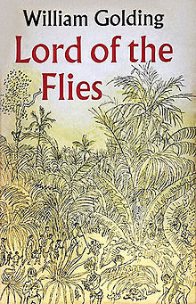what book is lord of the flies parodying
