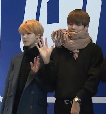 PANN] 161207 Heol BTS Jimin's hands are really tiny - Netizen Talk