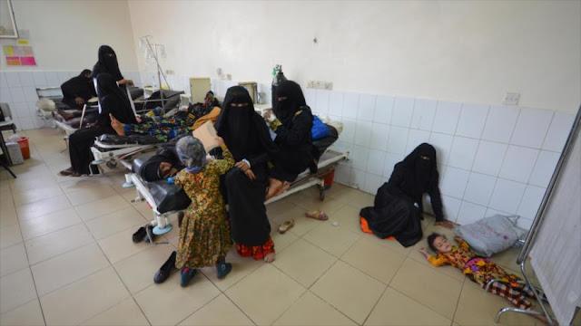 EEUU pretende ganar la guerra perdida en Yemen a través del cólera