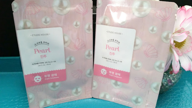 Etude House I Need You Pearl Mask