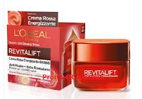 Logo Diventa una delle 150 tester crema rossa energizzante di L'Oreal Paris