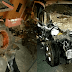 Choque entre yipeta y tractor deja varios heridos en La Reforma