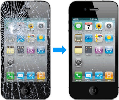 Nen thay mat kinh iPhone 4 o dau tot nhat