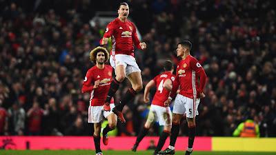 Manchester United Semangat