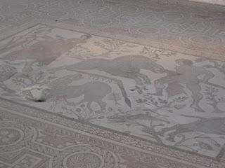Mosaico del Triclinium