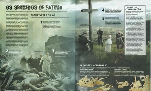 Terrível Profecia Para o Brasil Que Começou a se Cumprir Conforme Deus Havia Mostrado