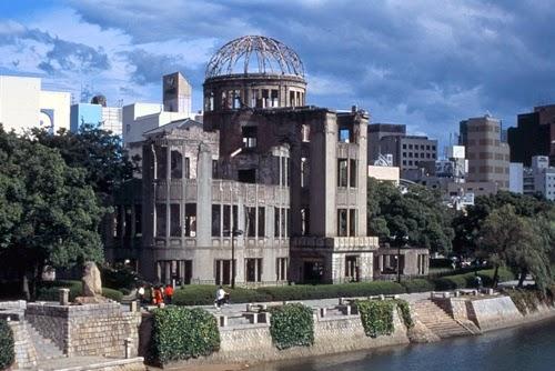 Japan Tours Travel Honeymoon Hiroshima Peace Park A-Bomb Dome