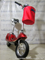 Skuter Listrik e scooter 24 Volt XL