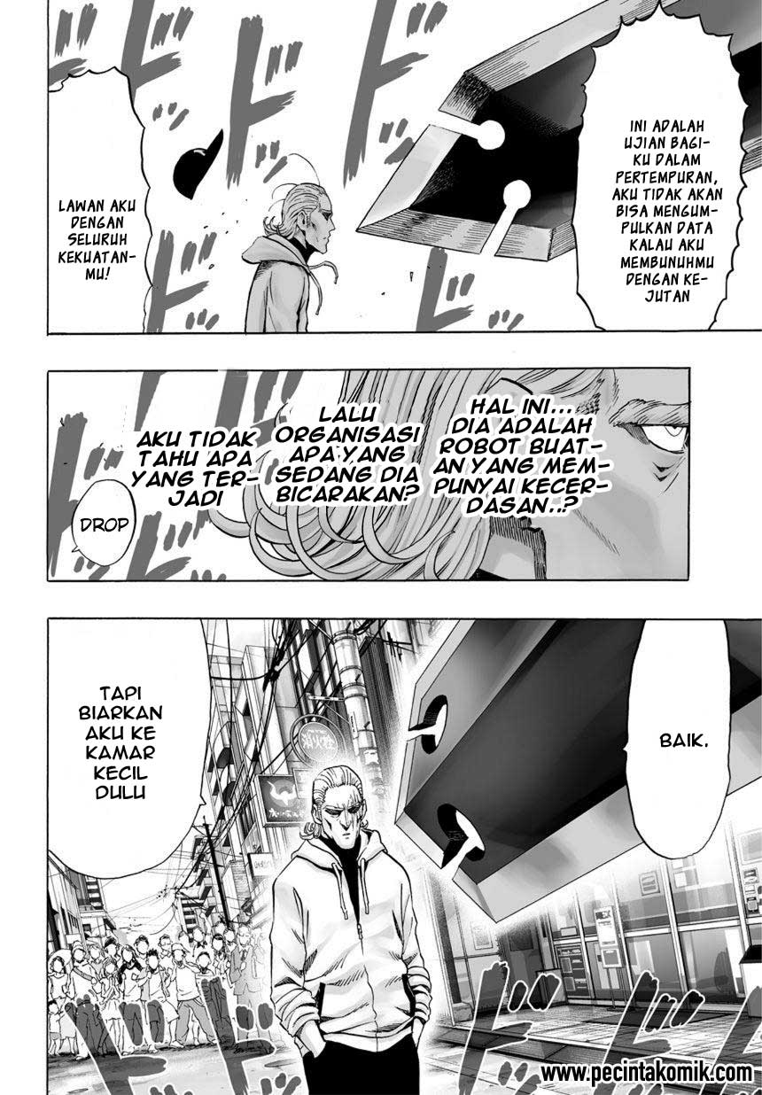 Komik One Punch Man Chapter 50 part 2 Bahasa Indonesia