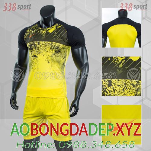 Áo Nike Roter 2019 Màu Vàng Đẹp