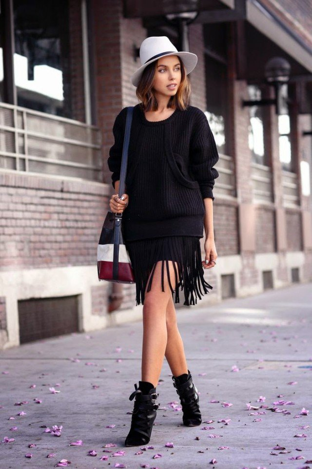 Winter Dresses Chic