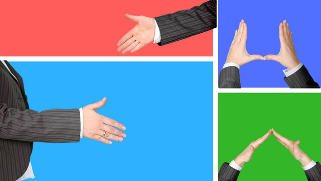 Tips Presentasi - Gesture Body Language