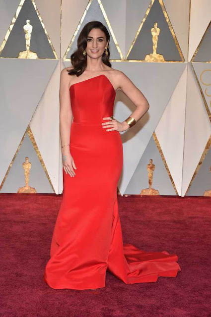 Sara Bareilles at 89th Annual Academy Awards