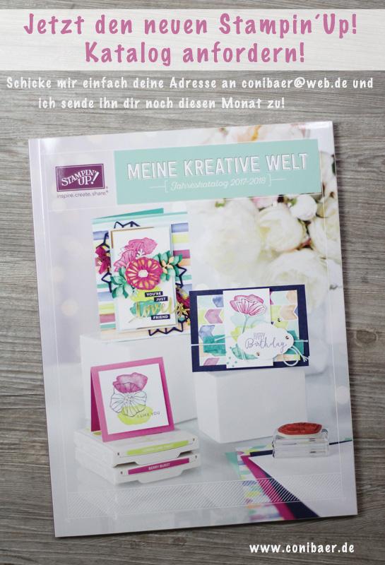 Jetzt den neuen katalog anfordern conibaers creative for Katalog anfordern