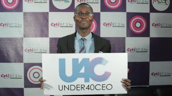 """A leaders most difficult job is understanding people"" Bernard Avle speaks on Under 40 CEOs"