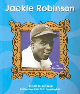 bookcover of JACKIE ROBINSON  (First Biographies)  by Lola M. Schaefer