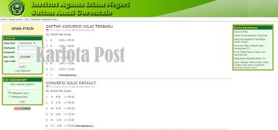 3 Kampus Di Gorontalo yang Menggunakan Sistem Informasi Akademik | IAIN Sultan Amay Gorontalo