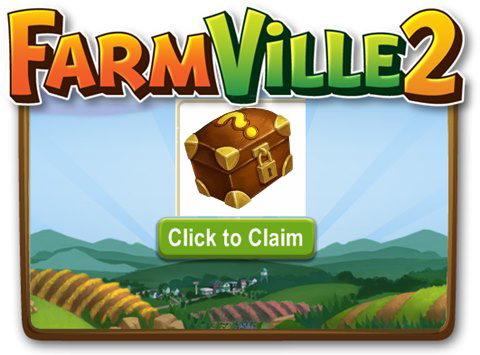 Farmville 2 Free Mystery gift