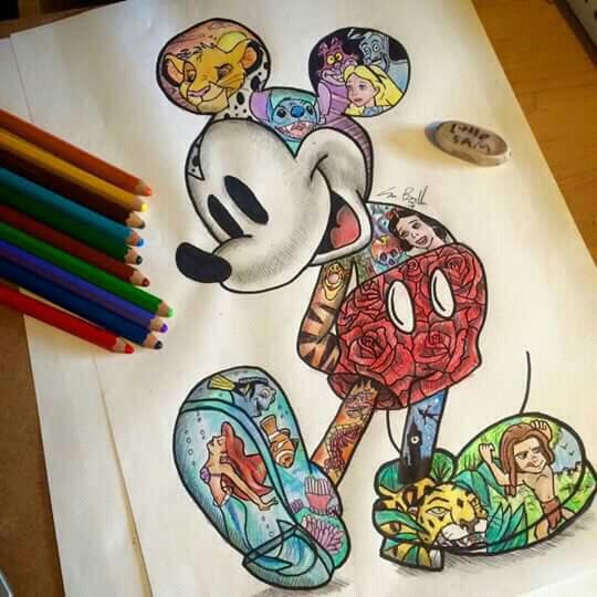 Dibujos Fantásticos