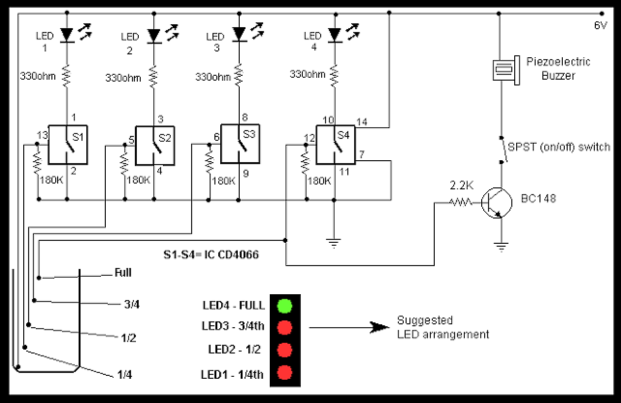 Liquid Level Controller Circuit Diagram Atmel 8051 Microcontroller Pin Electrical And Electronics Engineering Water