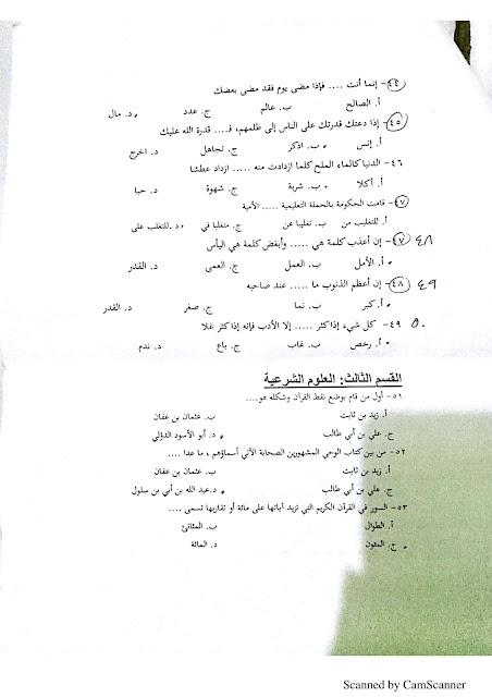 Contoh Soal Masuk Al Azhar Mesir : contoh, masuk, azhar, mesir, Berikut, Contoh, Masuk, Kuliah, Manajemen