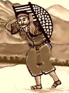 CHOCOLATE SARAVIA Patriota salteño que  posibilitó el triunfo de Belgrano en Salta y participó de la expulsión de los españoles junto a Güeme