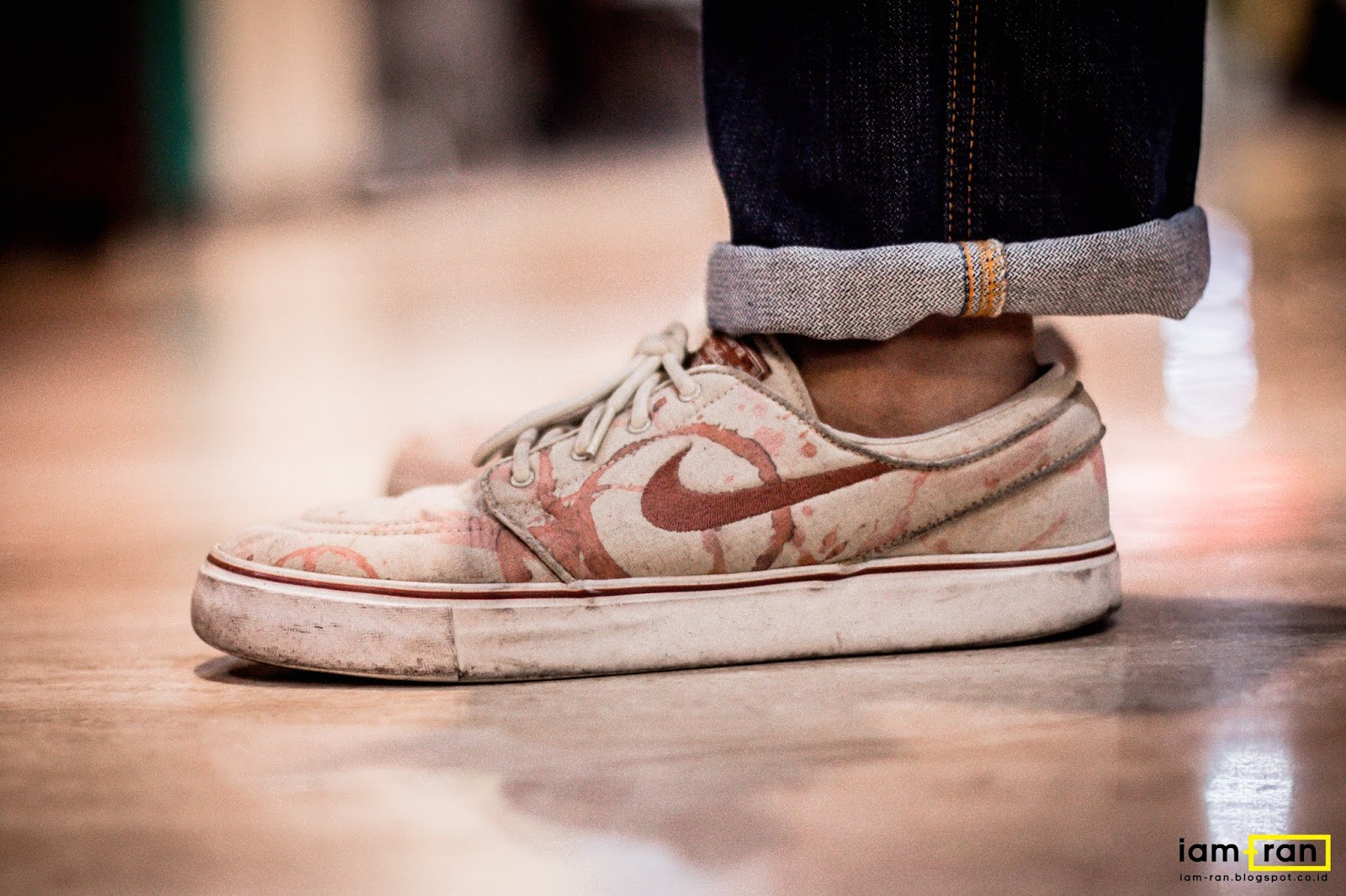 Mm paquete plato  IAM-RAN: ON FEET : Dimas - Nike SB Zoom Stefan Janoski