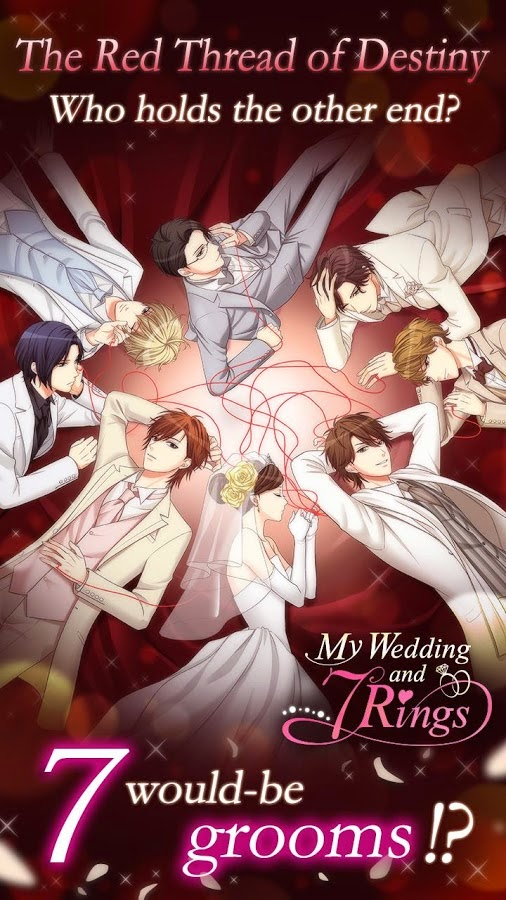 Otome Otaku Girl My Wedding and 7 Rings Main Page