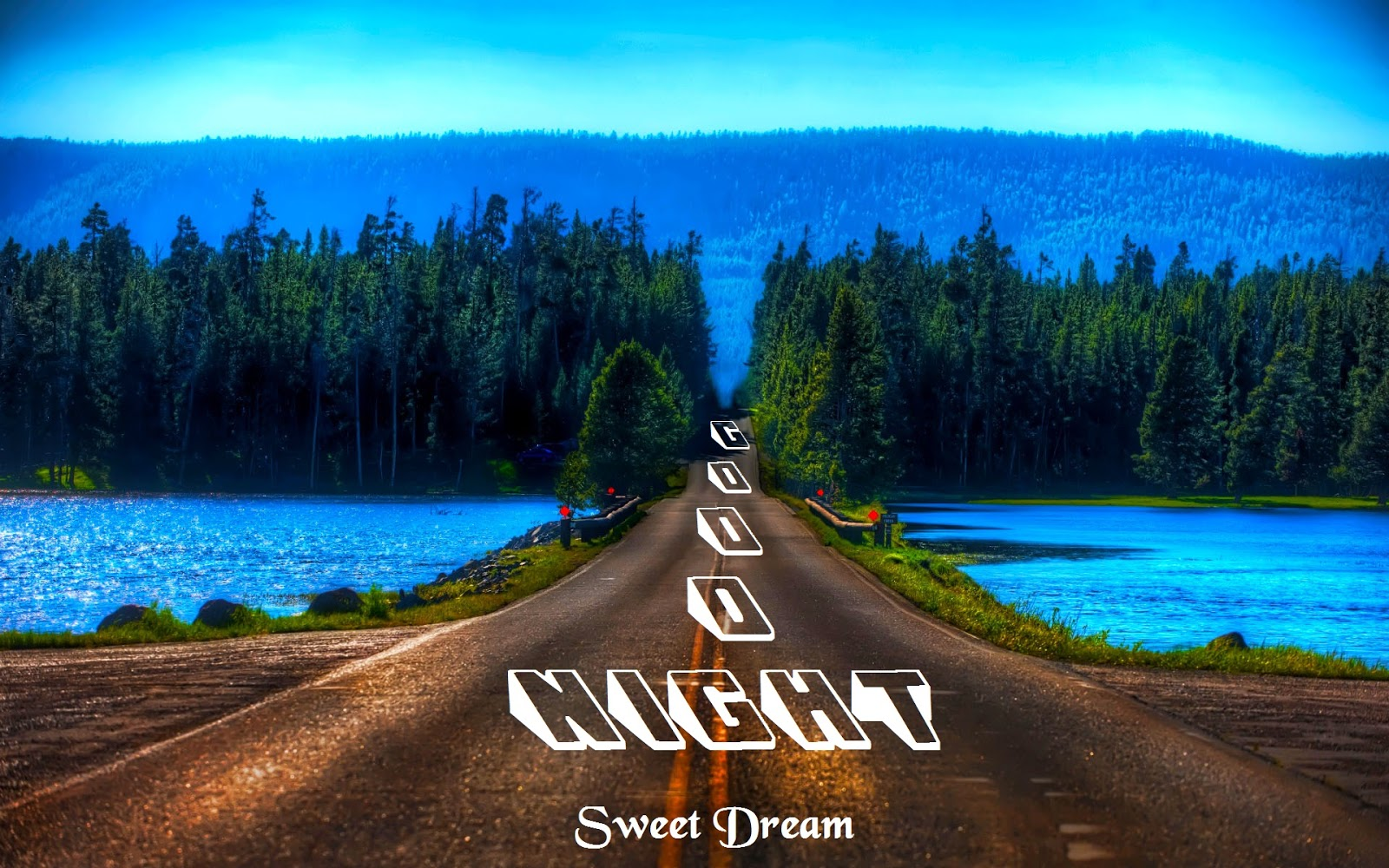 Festival chaska amazing good night nature hd wishes cards - Good night nature pic ...