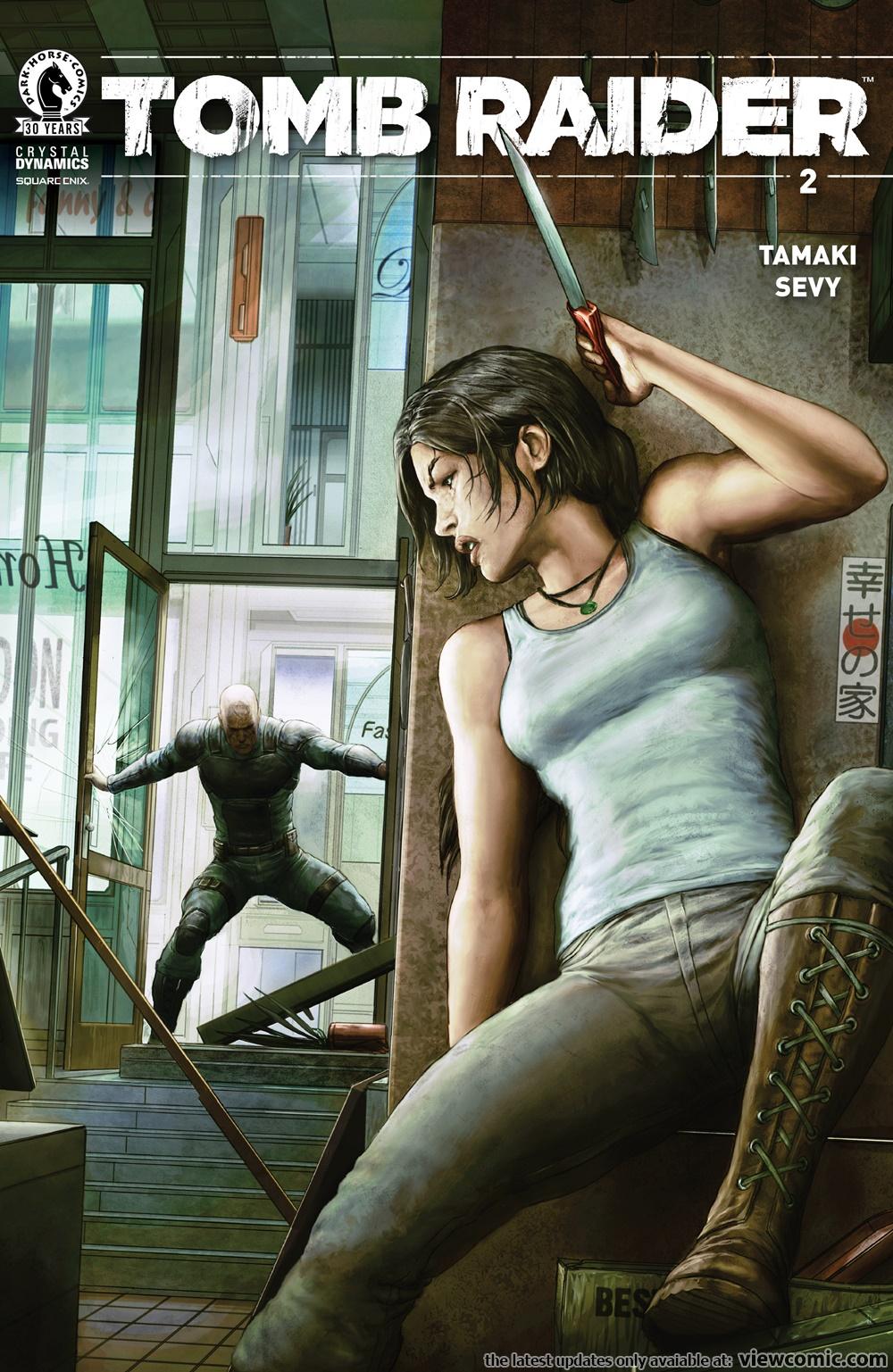 Tomb Raider | Viewcomic reading comics online for free 2019