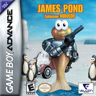Rom de James Pond: Codename Robocod - GBA - PT-BR - Download