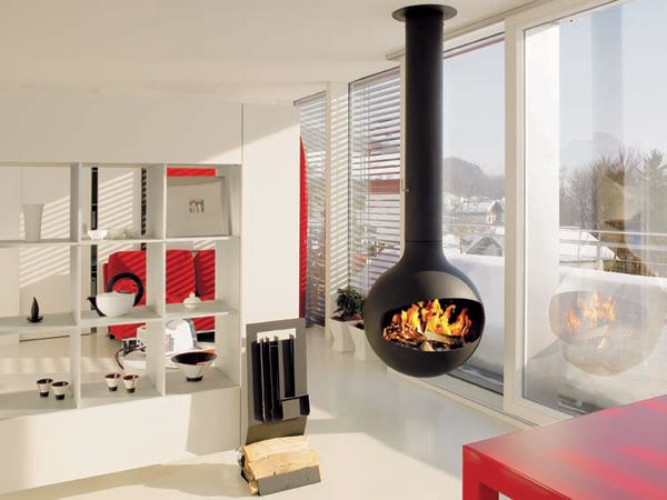 Modern Living Room Designs With The Fireplace